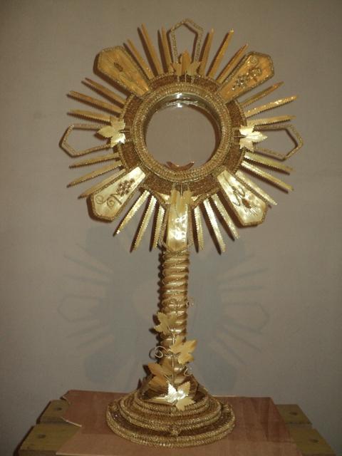 Nella celebrazione eucaristica di domenica 19 giugno alle 19 è stato